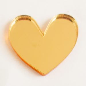 Acrylic - Gold Mirror