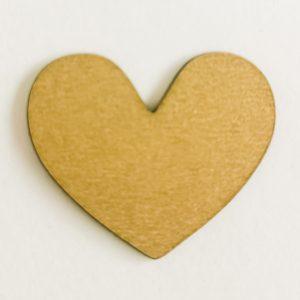 Thick Paper - Gold Matte